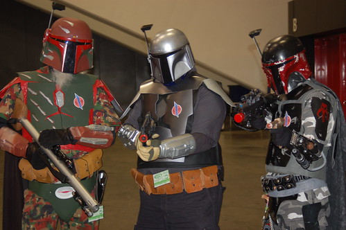 Wonder Con 2007: Bounty Hunters