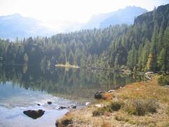 Reedsee (kameraschwein) Tags: salzburg hiking wandern hohe hohetauern tauern graukogel 20060924