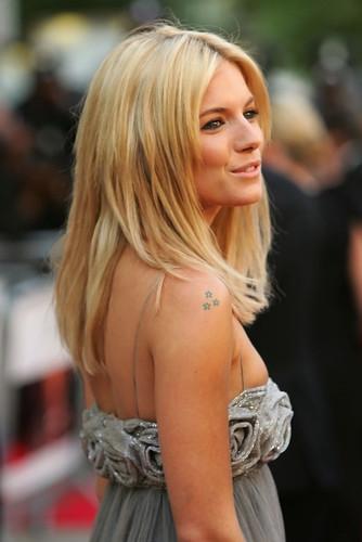 celebrity star tattoos