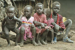 Ethiopia : Dinka (foto_morgana) Tags: people children refugees tribes ethiopia dinka dimma gambella