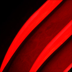 red blades (♫ marc_l'esperance) Tags: red minimal minimalist minimalism geometric geometry curved curve curves abstract plastic playground slide texture textures detail shading shadow rotated glow colour color cml monipick 2006 vancouver atoosapick waxystopnotch canonef100300mmf56 canon eos 10d abstractart © allrightsreserved luxmaticcom