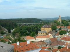 Veszprm (ribizlifozelek) Tags: bridge roof green landscape hungary veszprm veszprem