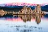 Good Morning (Leviathor) Tags: california reflection sunrise lens geotagged bravo searchthebest quality monolake tufa alpenglow interestingness2 flickrland magicdonkey roadtrip2006 outstandingshots specland specnature abigfave p1f1 geo:lat=37933425 geo:lon=119016829 gpsgarminetrexlegendc leggnetch1 bestnaturetnc07 catchycolorsflickrish fl0509