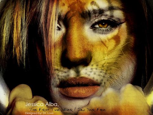 Jessica Alba Animals