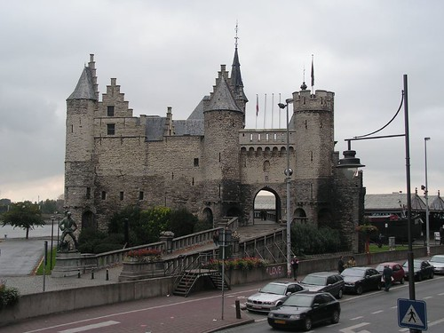 Замок Steen