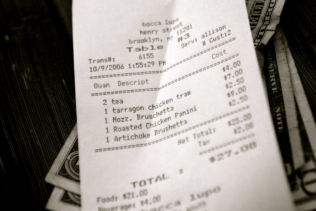 The World S Best Photos Of Nikon And Receipt Flickr Hive Mind