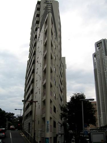 Slim House in Tokyo