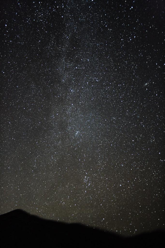 Northeastern Milky Way