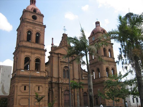 Main Cathedral In Santa Cruz Bolivia