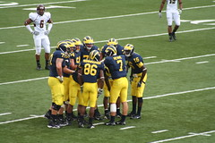 Offensive Huddle