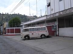 Guatemalan red cross Xela Quetzaltenango Guatemala volunteering travel adventure Guatemala Central America