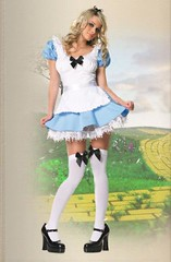Alice in Wonderland costume by Muran-hime