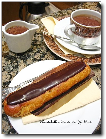 [九區] La Maison du Chocolat的eclair閃電泡芙
