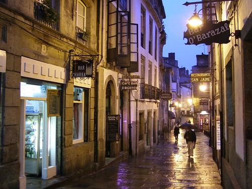 Calles de Santiago