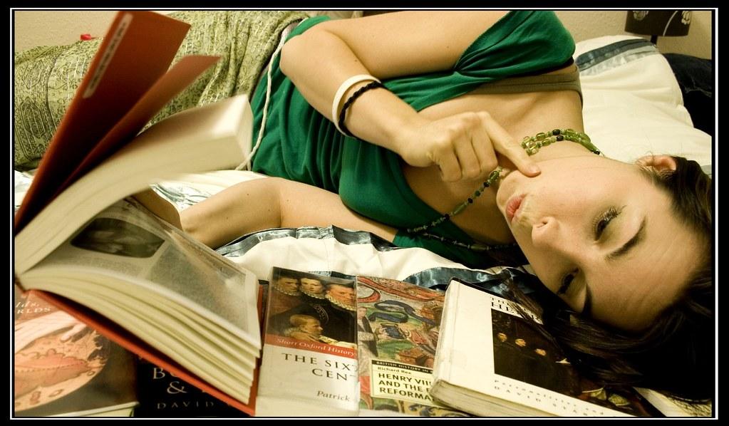 thinking & reading