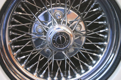 Excalibur Alloy Wheel