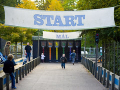 START (@boetter) Tags: sign kids start copenhagen children zoo track running pettingzoo skilt kbenhavn ml forgullig