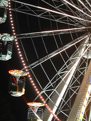 Big wheel (historyanorak) Tags: wheel illuminations arboretum ferris round westmidlands walsall b2b bl