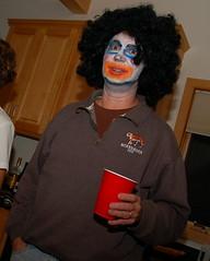 Scary ass clown
