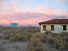 Abandoned House (ericajloh) Tags: abandonedhouse bakerca roadtrip2006