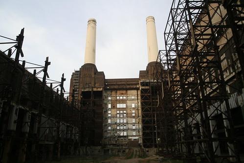 Inside Battersea