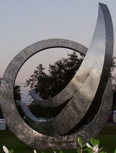 Daphne sculpture