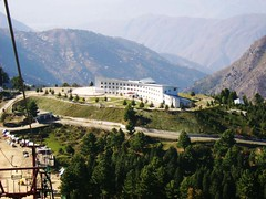 PTDC Motel Malam Jabba, Swat (Edge of Space) Tags: pakistan skiresort nwfp swat chairlift malamjabba ptdc