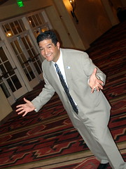 GENO ZAMORA: Election night 2006
