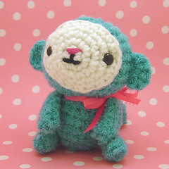 Amigurumi Monkey - by Amigurumi Kingdom