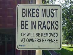 Bike Project (wireheadinc) Tags: abandoned bike bicycle work remove rack bikeproject