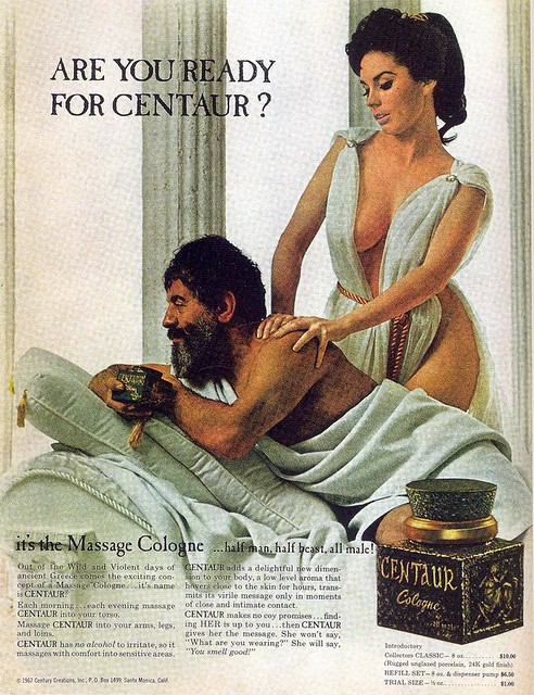 Centaur ad, 1967