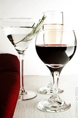 (hd connelly) Tags: stilllife food hdconnelly glasses interestingness wine champagne martini explore rosemary cocktails mixology interestingness110