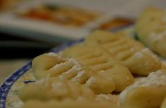 my gnocchi (michenv) Tags: food cooking dinner nikon d70 nikond70 michelle australia pasta homemade gnocchi simple nikondigital tamron90mm albury mycooking 料理 パスタ オーストラリア tamronlens ニコン michenv 夕ご飯