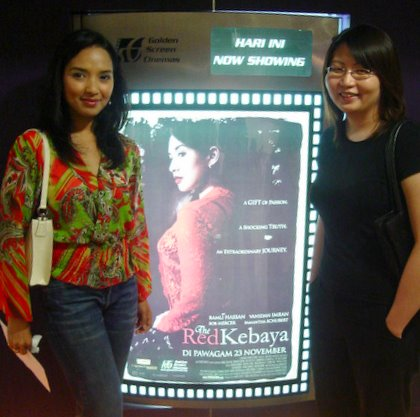 The Red Kebaya - Vanidah Imran with Suanie