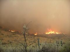 Fire on Pearl Hill (Open Heart Ranch) Tags: bestnaturetnc06
