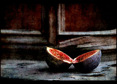 Still Life (Fig) (AlexEdg) Tags: red favorite stilllife food art texture photoshop nikon fig decay d70s 2006 nikond70s highfive nikkor hdr photoshopcs2 1870mm amateurs hdri themoulinrouge blueribbonwinner carica tonemapping outstandingshots abeauty stilllifehdr impressedbeauty aplusphoto alexedg visiongroup alledges superbmasterpiece amateurshighfive invitedphotosonly