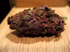 Chunk of marijuana
