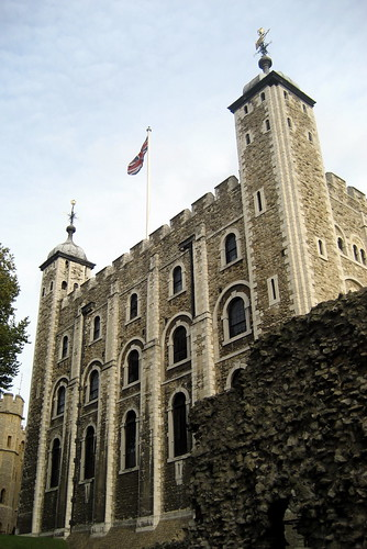 UK - London - Tower of London: White Tower