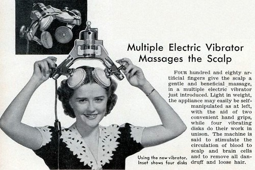 Multiple Electric Vibrator