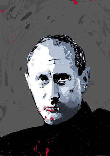 Putin The Vampire