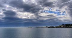 Havlandet (Krogen) Tags: seascape nature norway landscape norge natur norwegen olympus c7070 noruega bud scandinavia romsdal fræna krogen landskap noorwegen noreg skandinavia photomatix
