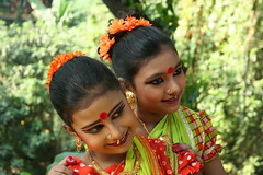Utshober Rong ( The colors of festival) [..Dhaka, Bangladesh..] - by Catch the dream