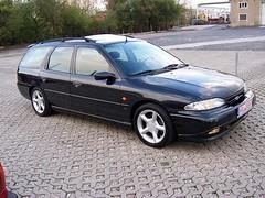 Mondeo Turnier 2,5 l V6 24V (Meins!)