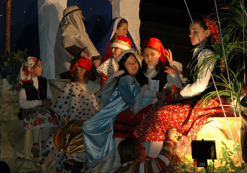 Festival of the Three Kings - Cadiz, Spain