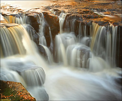 Nelly Ayre Foss...... (Tall Guy) Tags: uk longexposure england autostitch water 1025fav canon wow river landscape photography photo waterfall bravo stream photos beck britain yorkshire 2550fav photograph waterfalls enjoy 50100fav northyorkmoors waterblur tallguy instantfave outstandingshots 500v20 abigfave nellyayrefoss waterfallpictures impressedbeauty waterfallphotography