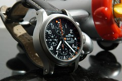 FORTIS B-42 Pilot Professional Chronograph GMT (cnmark) Tags: macro up closeup airplane toy close watch professional automatic pilot chronograph uhr gmt fortis armbanduhr allrightsreserved b42 bahlmann