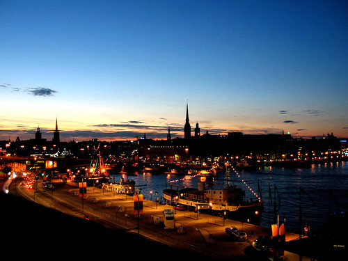 stockholm sweden nightlife. The capital of Sweden,