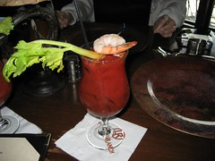 Bloody Mary at Laughlin Ranch Country Club. (11/24/06)