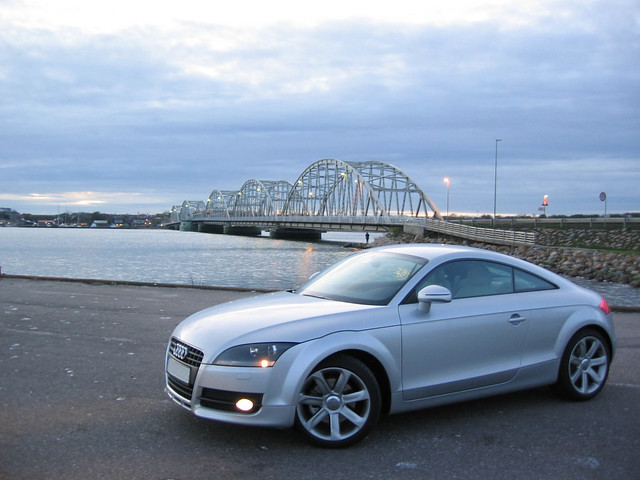 bridge tt audi auditt vildsund