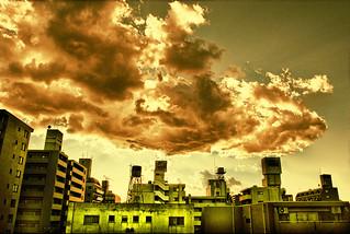 Isezaki Town, doomed